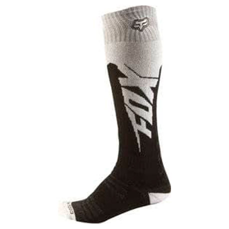 Calcetines Fox Racing COOLMAX Black White