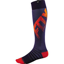 Calcetines Fox Racing COOLMAX THICK SAVANT Orange