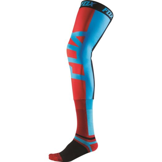 Calcetines Fox Racing PROFORMA KB Blue Red