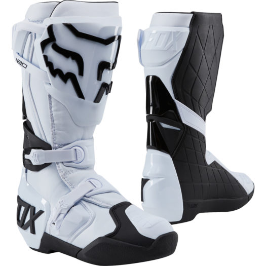 Botas Fox Racing 180 White