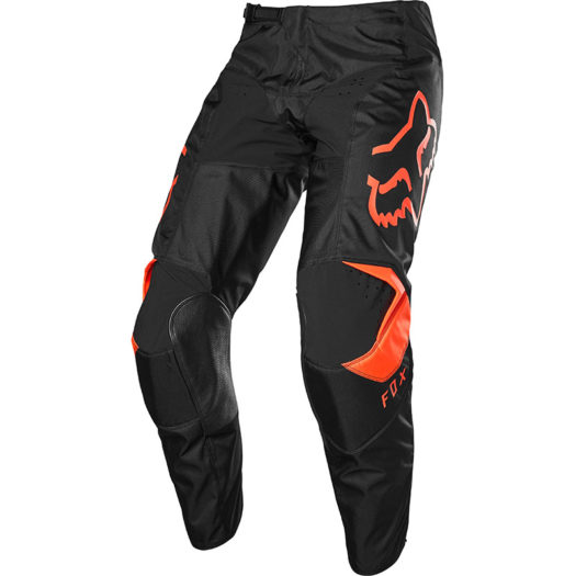 Pantalón Fox Racing YOUTH 180 PRIX Fluorescent Orange (2020)
