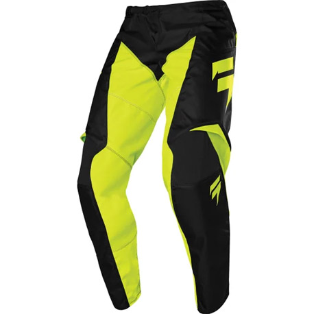 Pantalón Fox Racing SHIFT WHIT3 LABEL RACE Fluorescent Yellow