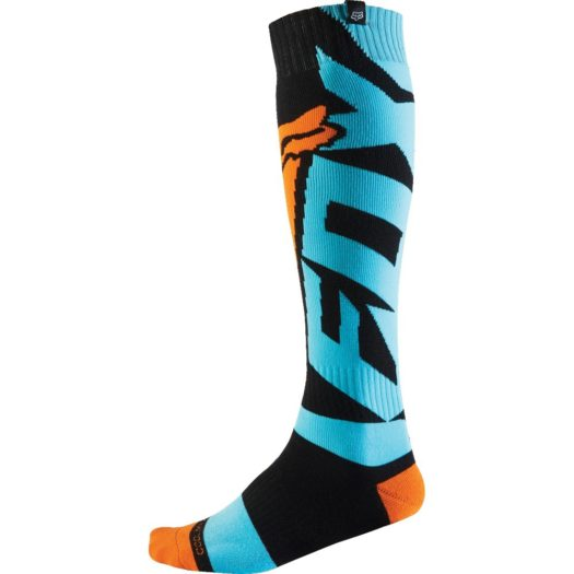 Calcetines Fox Racing COOLMAX SHIV THICK Aqua