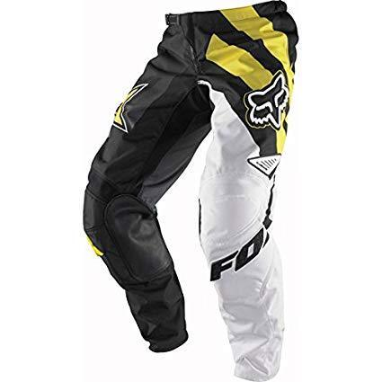 Pantalón Fox Racing 180 ROCKSTAR Yellow