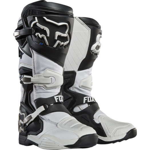 Botas Fox Racing COMP 8 White