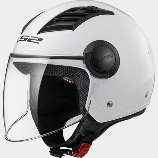 Casco LS2 OF562 Airflow L Gloss White