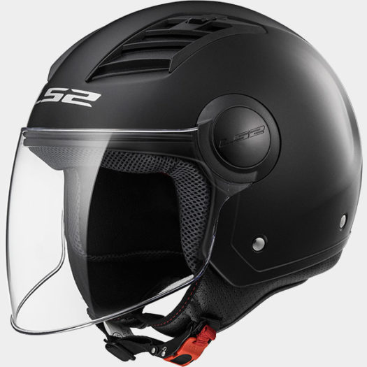 Casco LS2 OF562 Airflow L Matt Black