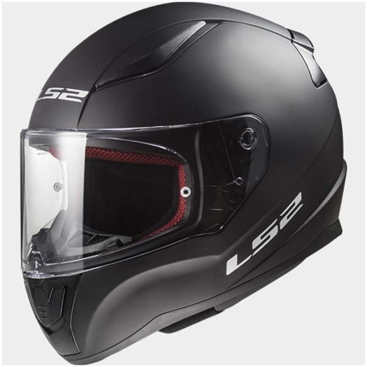 Casco LS2 FF353 Rapid Single Mono Matt Black
